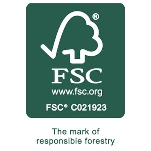 Lessebo certificate FSC