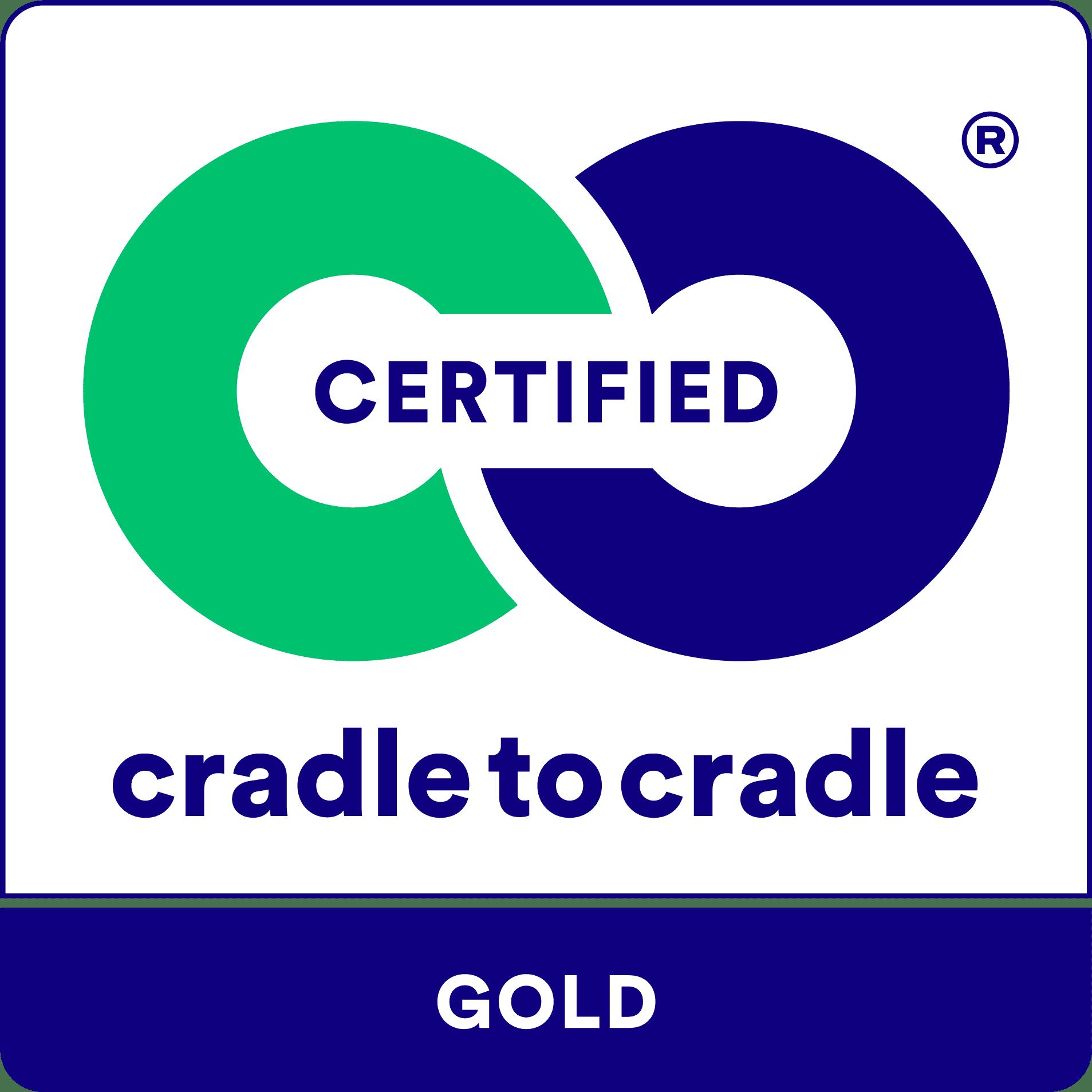 cradle to cradle certified logo