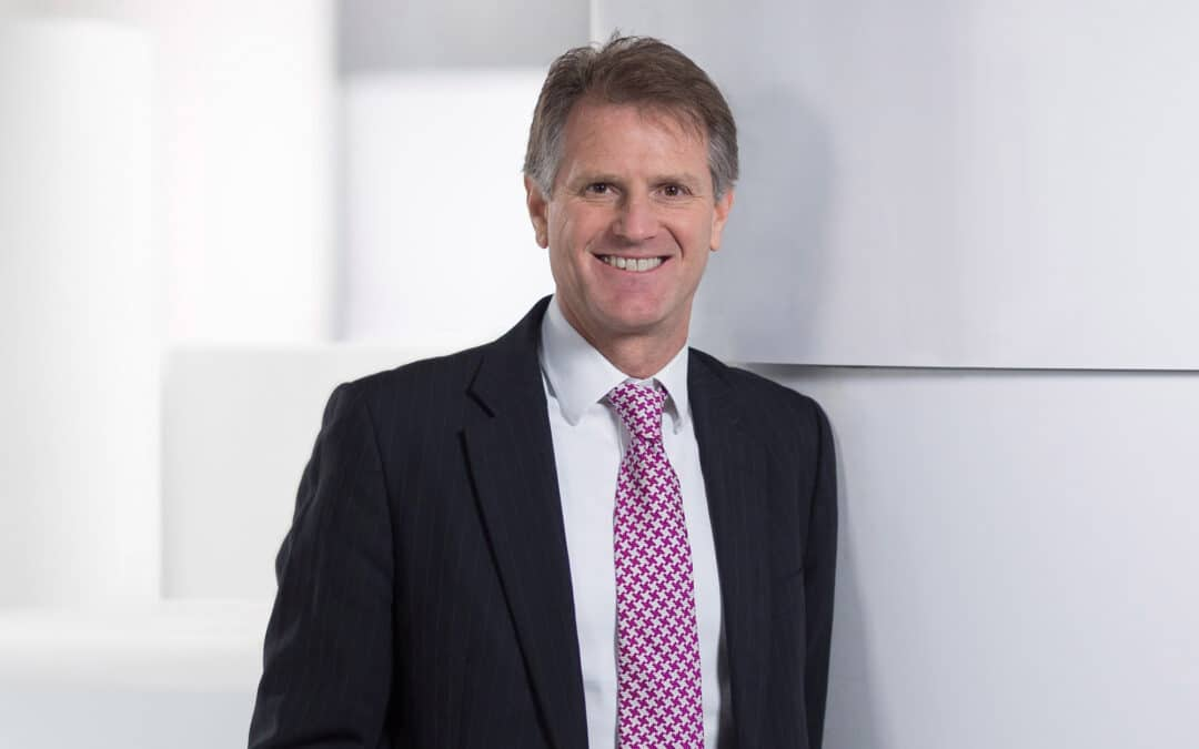Lessebo Paper announces appointment of John Tucker as new sales manager in North and South America, Asia and South Africa